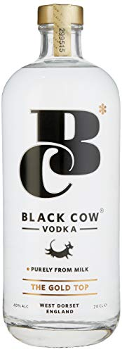 Black Cow Pure Milk Vodka The Gold Top (1 x 0.7 l)