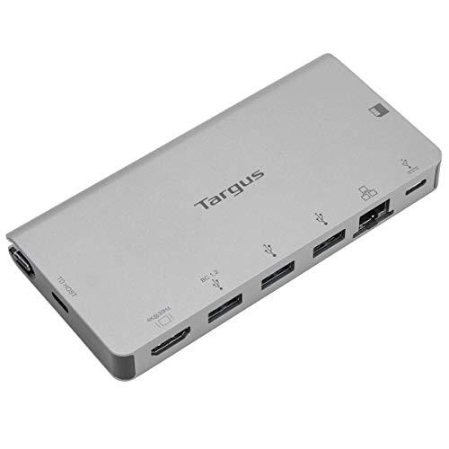 Targus USBC DP ALT Mode Single Video 4K HDMI D, Silber