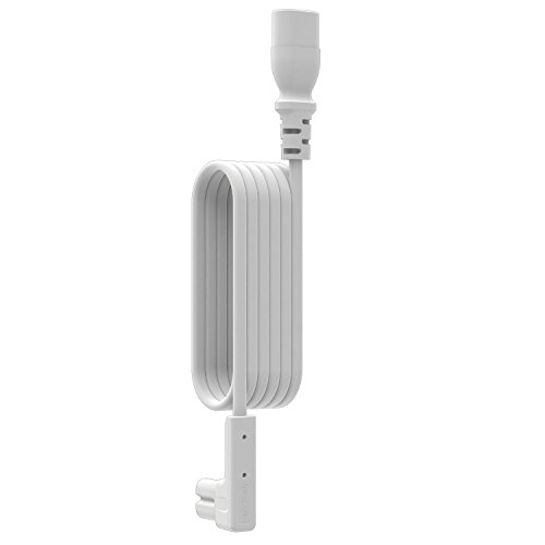 Flexson 3 m Extension Cable for SONOS PLAY:1 & SONOS ONE Speaker - White
