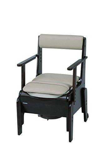 家具調トイレ<座楽>コンパクト プラスティック便座 PN-L23206