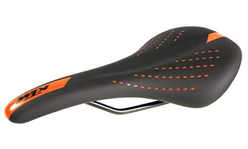 KTM Sattel Ultra, schwarz/orange