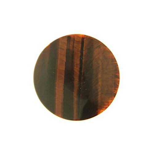 MY iMenso Tigerauge Insignie rot 24 mm 24-0096