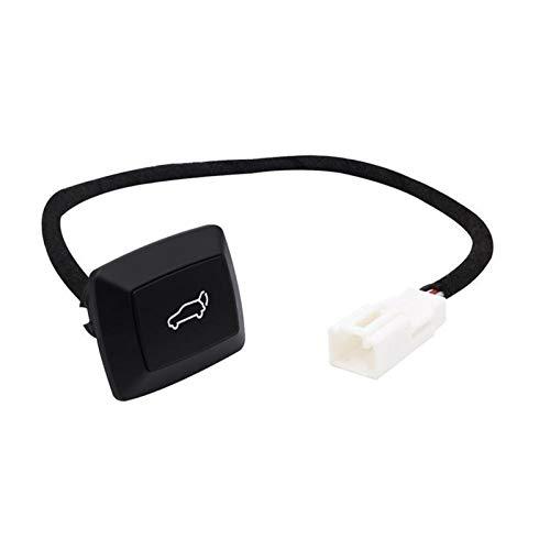 FORETTY Niyao08 Universal Coche Electric Galgate Tronco Switch Switch Coche Interruptor del Tronco del troncal Interruptor del Tronco Botón del automóvil Altering Auto Ingreso Durable