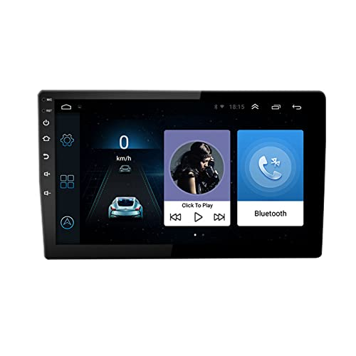 GPS Coche, Impermeable GPS Coche Localizador con Radio De Coche con Pantalla Táctil HD, 10,1 Pulgadas GPS para Coches Compatible con Lexus, Toyota Y Jeep Grand Cherokee