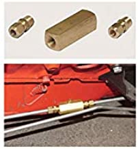 Eckler's Premier Quality Products 57132255 Chevy InLine One Way Valve Powerglide Transmission