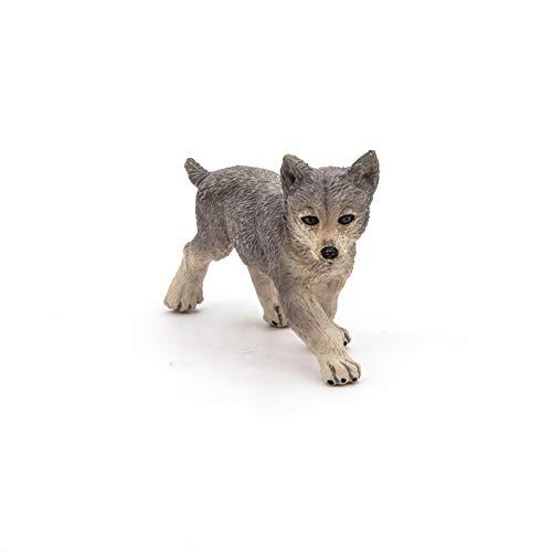 Papo - Figura de Lobo bebé (2050162)