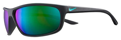 Nike-Sun Unisex Rabid M Sonnenbrille, Schwarz, 138mm