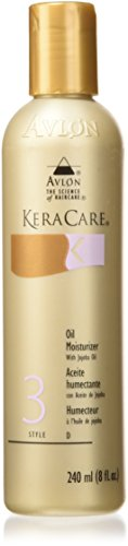 Avlon KeraCare Oil Moisturizer with Jojoba Oil, Style 3, 240ml/8 fl. oz.