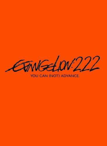 ヱヴァンゲリヲン新劇場版:破 EVANGELION:2.22 YOU CAN (NOT) ADVANCE.【通常版】 [DVD]