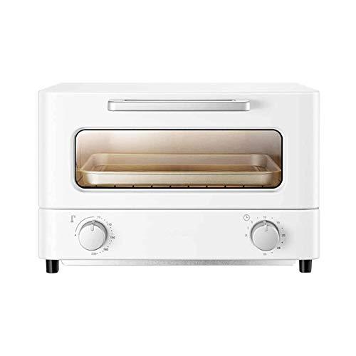Bdesign Mini Horno 12L portátil Parrilla eléctrica - Multi Función Grill Cocina...