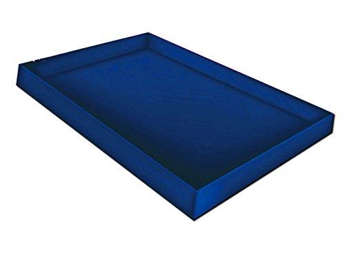 Hardside Wasserbetten Sicherheitswanne Auslaufwanne Wanne Standup Liner Wasserbett Safety Liners (183 x 213 cm (Kingsize))