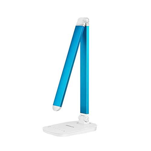 Binn Lámpara de Escritorio Led Escritorio LED de la lámpara 3 Nivel de Brillo de Control de Tacto, lámpara de Tabla Ajustable, función de Memoria lámpara de Escritorio for la Lectura, Trabajo