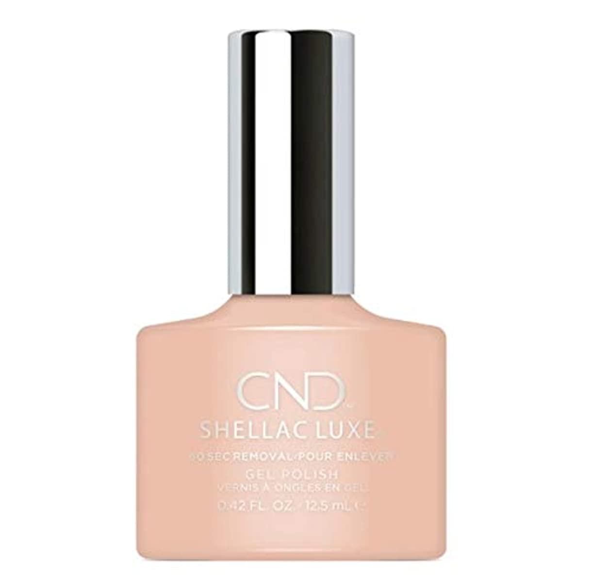 トラフィック進む送信するCND Shellac Luxe - Sweet Escape 2019 Collection - Antique - 12.5 ml / 0.42 oz