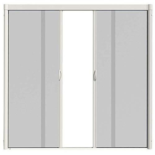 VISISCREEN Double Door Retractable