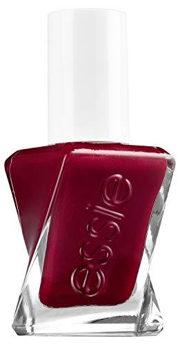 Essie Langanhaltender Nagellack Gel Couture Nr. 508 scarlet starlet, Rot, 13.5 ml