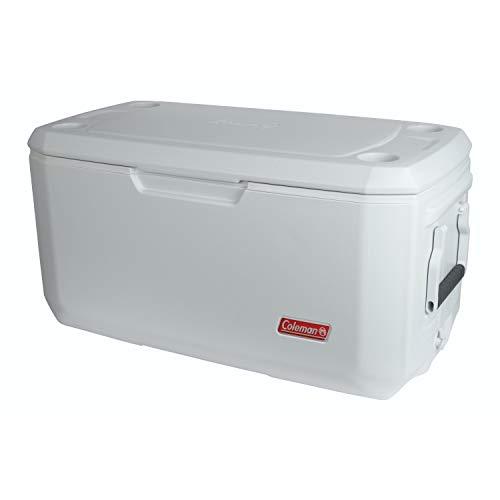 Coleman Coastal Xtreme Series Marine Portable Cooler , White, 120 Quart