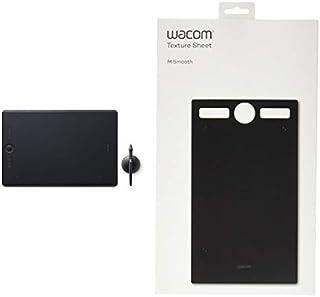ワコム  Wacom Intuos Pro Lサイズ ペンタブレット ペン入力 板タブ Wacom Pro Pen 2 付属 Windows Mac 対応 PTH-860/K0 &  オーバーレイシート Medium スムース (IntuosPro用:PTH-660) ACK122211