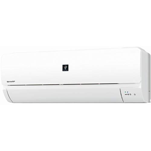 シャープ 【エアコン】 プラズマクラスター7000搭載おもに14畳用 (冷房:11~17畳/暖房:11~14畳) L-Sシリーズ (ホワイト) AY-L40S-W