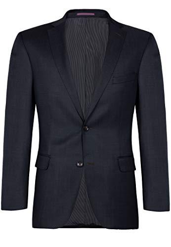 CARL GROSS Herren Anzug-Sakko CG Shane 50-042S0-63 blau,Größe 110