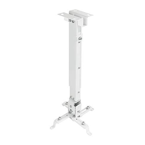 TooQ PJ2012T-W Soffitto Bianco supporto per proiettore