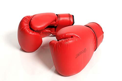 Togu Boxhandschuhe Kinder, ca. 6 oz, Box-Handschuhe in rot