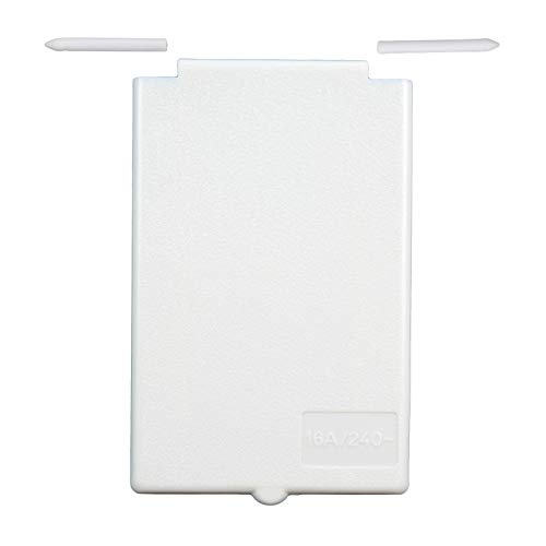 Tapa para enchufes exteriores CEE (protección contra salpicaduras). Tapa de repuesto.