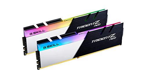 G.Skill Modulo di memoria F4-3600C16D-32GTZNC da 32 GB (2 x 16 GB) DDR4 3600 MHz