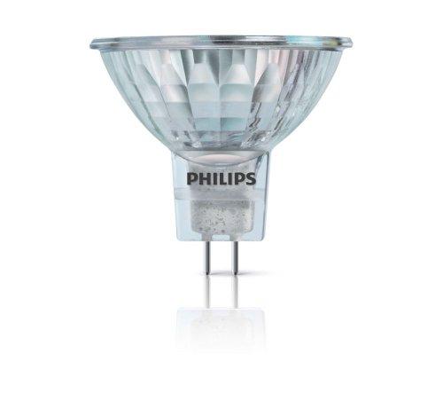 Philips 8727900250886 Halogen-Reflektor, Glas, GU5.3, 25 W, Weiß, 14 x 12 x 4 cm