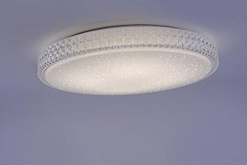 Preisvergleich Produktbild LED Deckenleuchte LeuchtenDirekt 14372-00 Frida 36W Flurlampe dimmbar