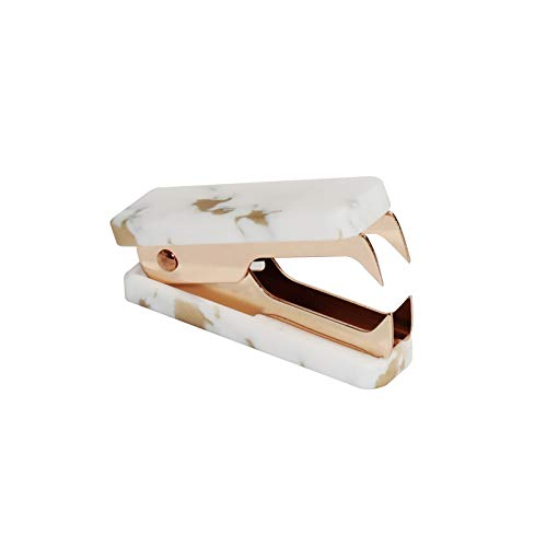 Staples Remover Marble Gold Staple Removal Tool for Office Chic Staple Puller Home School Desk Accessory