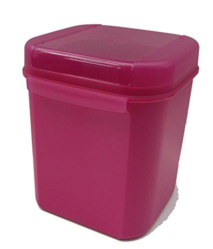 1a TUPPER A167 Kaffeedose BELLEVUE 1,2l --- pink