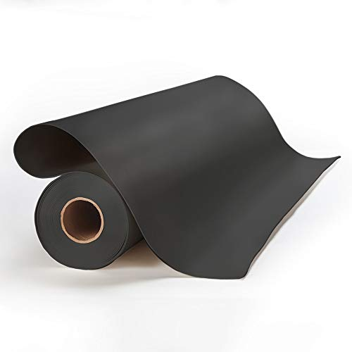 Noise Grabber Mass Loaded Vinyl (MLV) - 4' x 10' (40sf) 1lb. - STC Rating 26, Acoustic Barrier, Blocks Noise, Made in USA