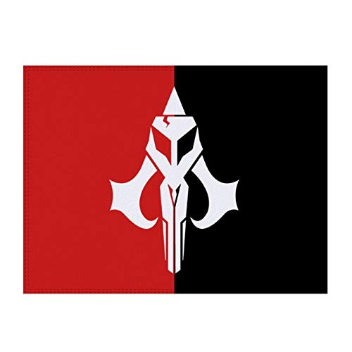 Placemat Assassin's Creed Mandalorian Logo Home Hotel Mesa PlaceMate Cuero & Pasteboard