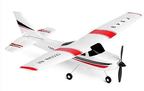 WEIFLY RC Plane,Drone,Quadcopter,Helicopter 2.4G 200m Toy EPP Espuma Eléctrico Control Remoto al Aire Libre Planeador Control Remoto Avión ala Fija Aviones