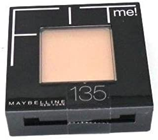 Maybelline Fit Me! Pressed Powder Creamy Natural 135