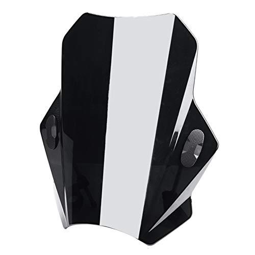 Parabrisas Delantero Flyscreen Carenado Motocicleta Ajuste Universal Para BMW G310R R1150R R1200R...
