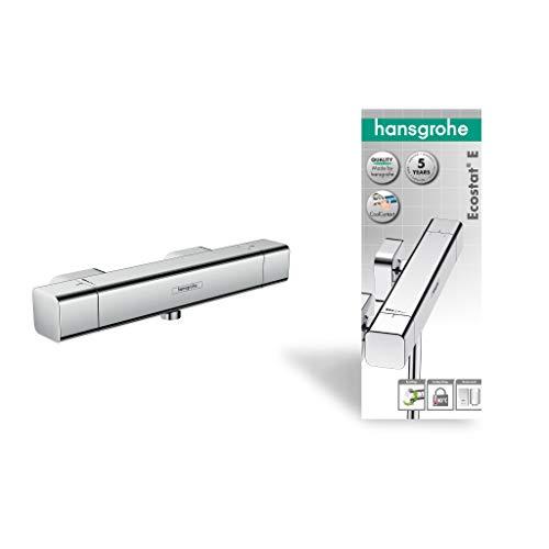 hansgrohe Ecostat E Aufputz Duschthermostat (für 1 Funktion) Chrom