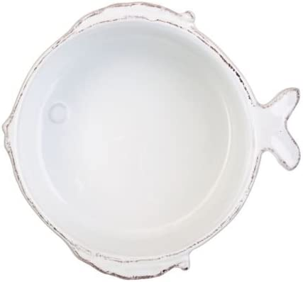 Vietri Lastra Fish Max 50% Ranking TOP6 OFF Cereal Bowl