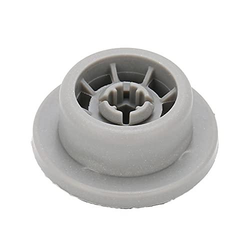 Rueda del lavaplatos Reemplazo de la rueda de la rejilla inferior del lavaplatos Reemplazo del conjunto del rodillo de la rejilla