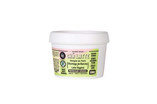 Lola - Linha Cha Latte - Shampoo em Pasta Manteiga de Matcha e Leite Vegetal 100 Gr - (Lola - Collection - Matcha Butter & Vegetable Milk Shampoo Paste Net 3.52 Oz) - Haarshampoo