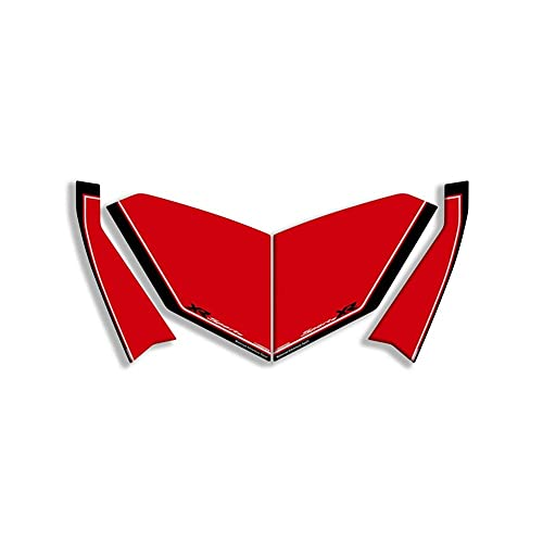Protector DE Tanque Moto Para B-M-W F900XR 2020 F900 Xr 3D Almohadilla De Tanque De Motocicleta Pegatina Protectora Lateral Calcomanía Gas Combustible Agarre De Rodilla Pegatinas Laterales Calcomanías