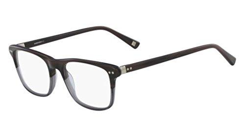 Marchon M-3001, Acetate - Gafas de Sol Dark Brown Horn, Unisex, Adulto, Multicolor, estándar