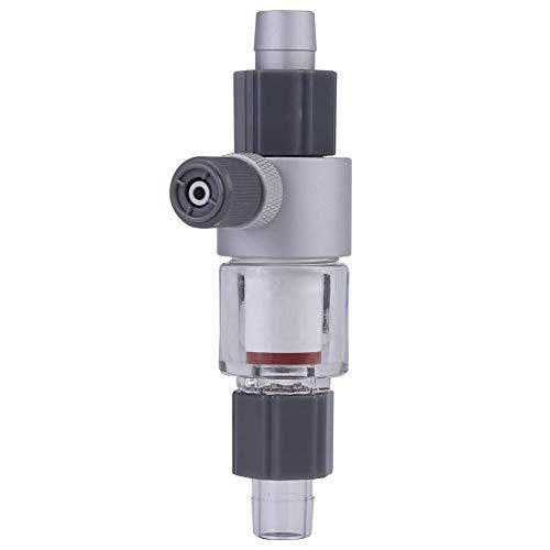 Haofy CO2 Zerstäuber Reaktor Kohlendioxid Diffusor Aquarium Liefert Aquarium Ausrüstung (12 / 16mm)(12/16mm)