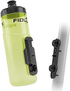 Fidlock Twist Bottle 600 - Juego de botellas, Verde transparente.