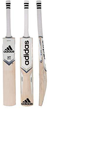 adidas Cricket XT 4.0 White Kashmir Willow Cricket bat - Men's Size, Short Handle