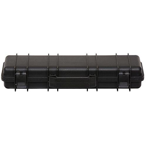 Penn State Industries PKBOXGUN2B Black Tactical Rifle Case Pen Box (Black)