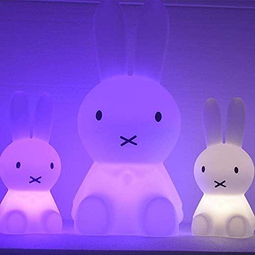 Lámpara de lactancia materna de dibujos animados, lámpara de noche LED portátil táctil, lámpara de noche, lámpara de mesa decorativa de dormitorio de bebé, decoración de cumpleaños para niños