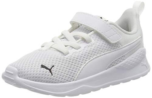 PUMA ANZARUN Lite AC Inf, Sneakers Unisex-Bambini, Bianco White White, 27 EU