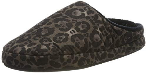 s.Oliver Damen 5-5-27101-33 Pantoffeln, Braun (Pepper Leopard 364), 39 EU