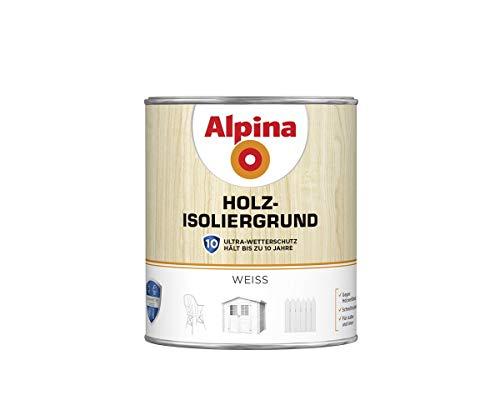 Alpina Holz Isoliergrund 0,75 Liter